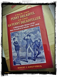Krimiblog-Konferenz : From the Penny Dreadful to the Ha'Penny Dreadfuller