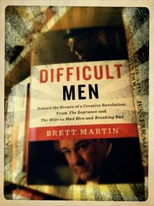 Difficult Men in der Krimiblog-Konferenz