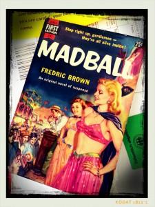 Fredric Brown Madball in der Krimiblog-Konferenz