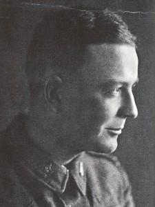 Raymond Chandler (1918) in der Krimiblog-Konferenz